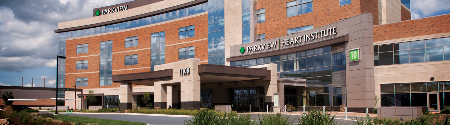 banner image Heart Institute | Parkview Health | NE Indiana and NW Ohio