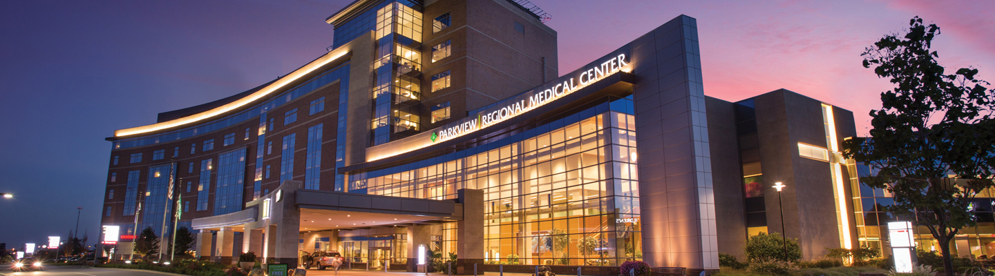 banner image Parkview Regional Medical Center | Parkview Health
