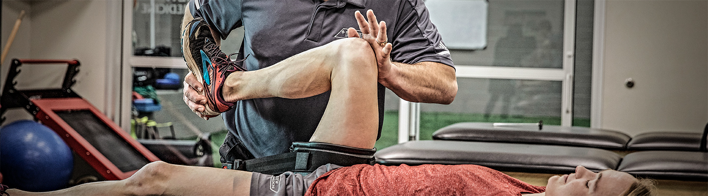 banner image Athletic Rehabilitation | Parkview Sports Medicine