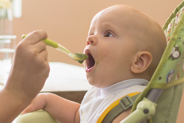 Allergies and how to introduce foods to your infant