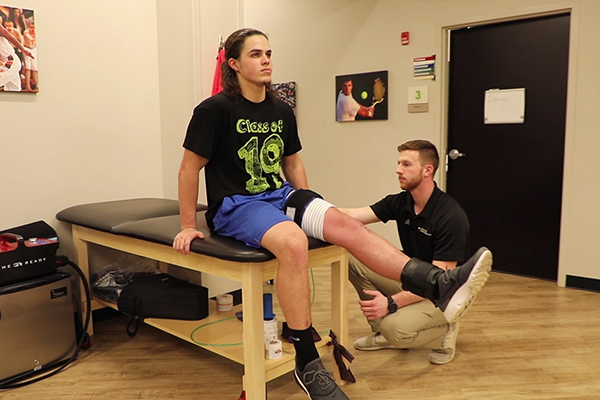 Blood Flow Restriction training and therapy