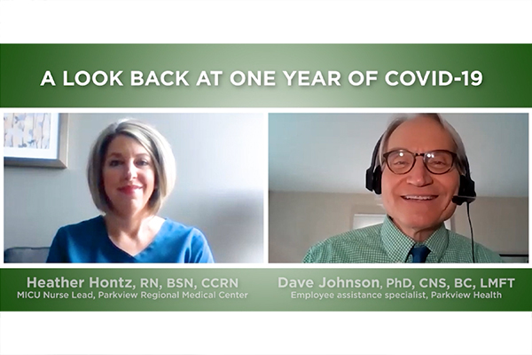 Reflecting on a year of COVID-19