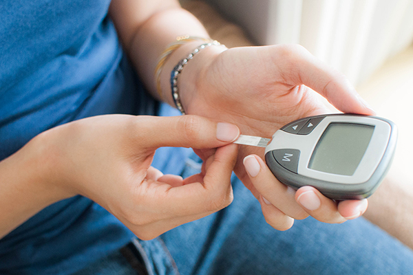 Managing diabetes at home during COVID-19