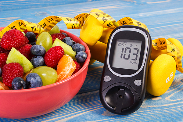 Nutrition for the active diabetic