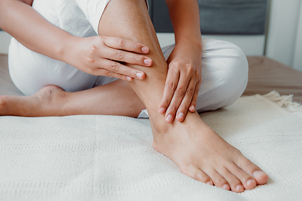 Diabetics, don't neglect your feet!