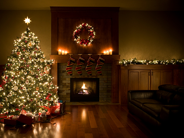 Home fire prevention during the holidays