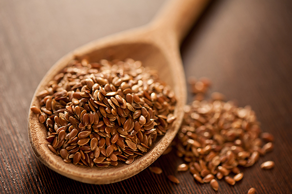 Can flaxseed offer enough omega-3s for your heart?