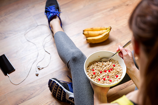 Pro tips for race day fueling
