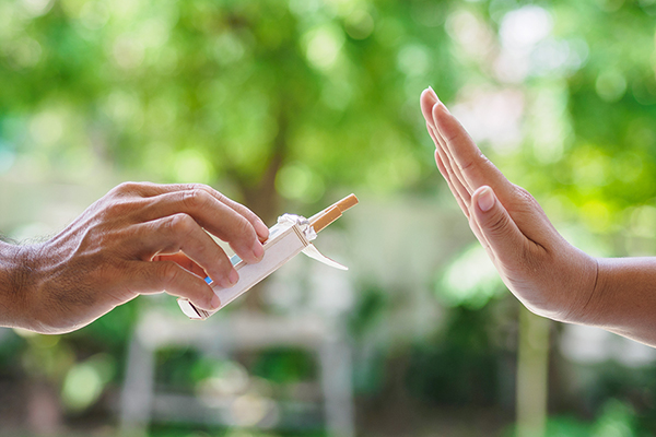 Great American Smokeout: your journey toward a tobacco-free life