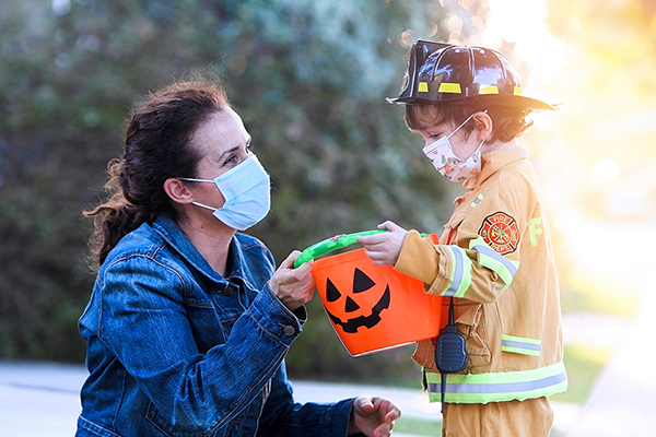 Halloween and COVID-19: Safety tips and celebration tricks