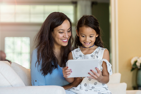 Keeping kids connected to friends during social distancing