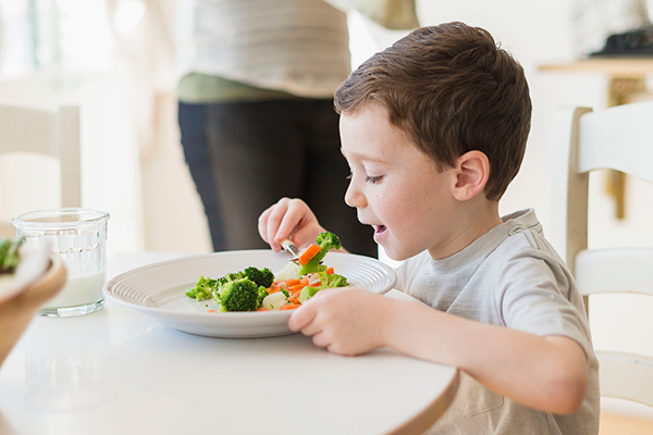 Getting your kids to eat more veggies