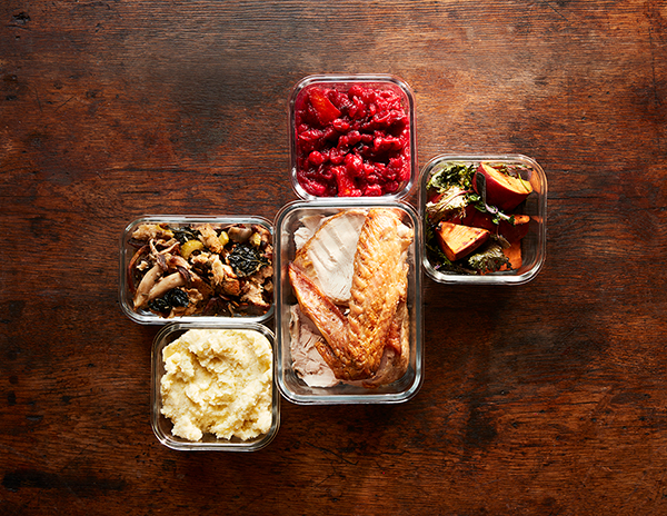 How long can you shelve those leftovers?