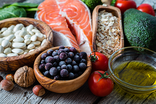 A physician discusses eating for brain health