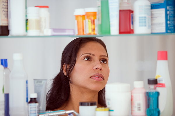 What to keep in a well-stocked medicine cabinet