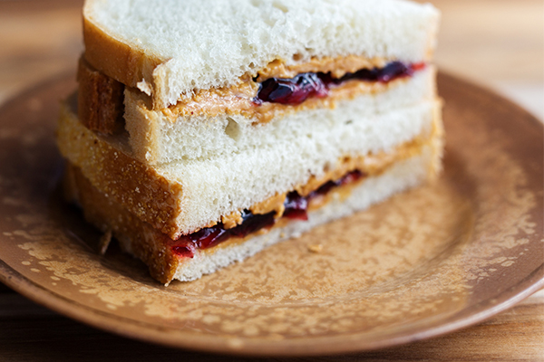 Is peanut butter and jelly best?
