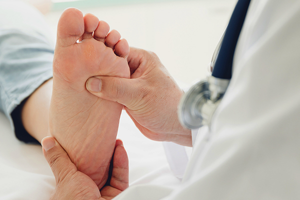 Article image for A podiatrist weighs in on foot care for diabetics