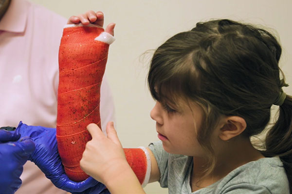 Article image for How casts are made