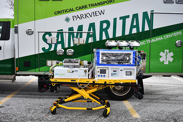 Safety improvements for Samaritan