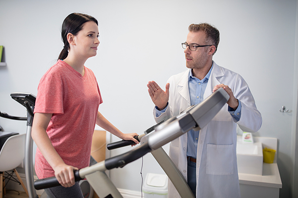 Article image for What is a treadmill stress test?