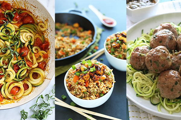 6 recipes for heart healthy eating