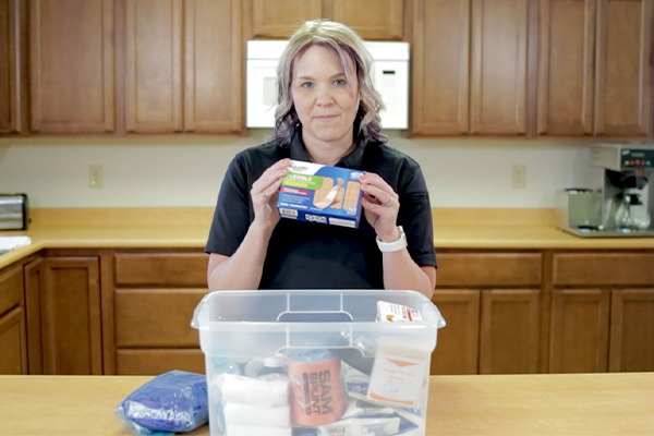 Article image for What to keep in a home first aid kit