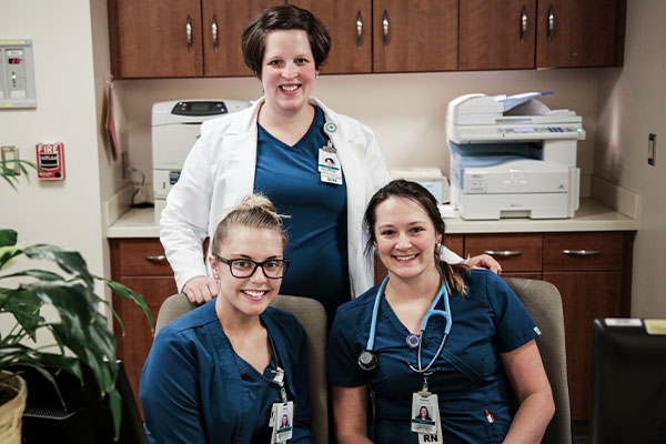 Supporting the professional growth of our nurses