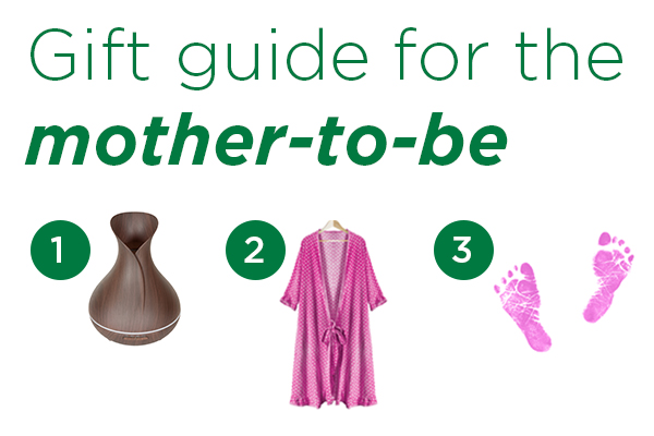 Gift Guide for the mother-to-be