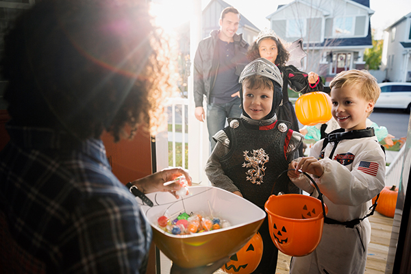 Tips before the Halloween treats