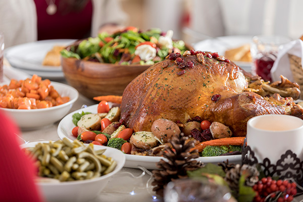 The secrets to avoiding holiday weight gain