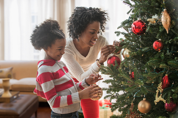 The holidays might look different. Here's how to help kids cope