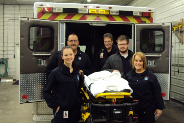 Power-LOAD® technology benefits EMS staff and patients