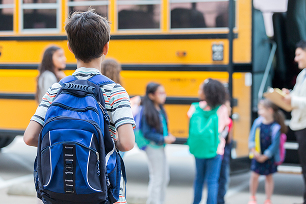 Children and back-to-school anxiety