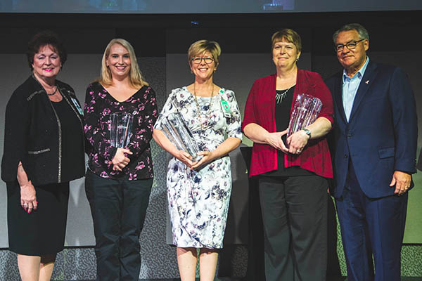 2019 Nightingale Award winners