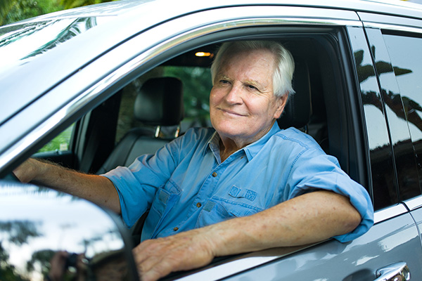 Driving assessments for older drivers