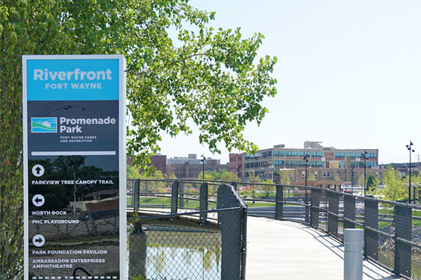 3 ways to get moving on the Riverfront