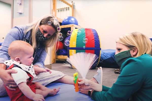 Inside the Parkview Pediatric Developmental Center