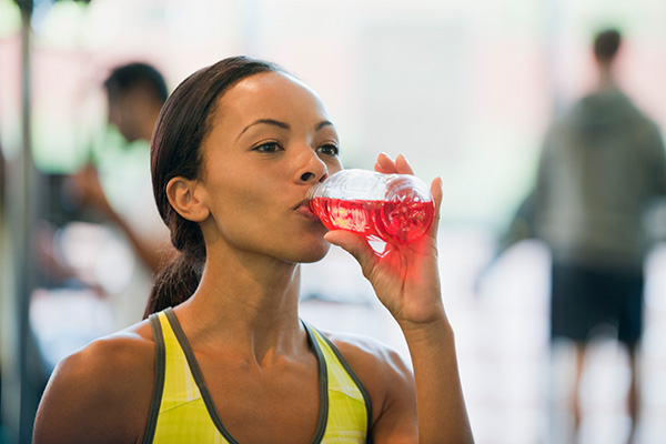 How sports drinks work