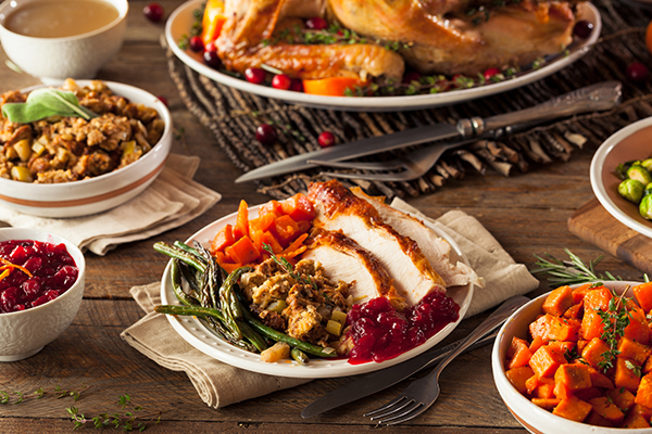 Simple, smarter choices for your holiday feast