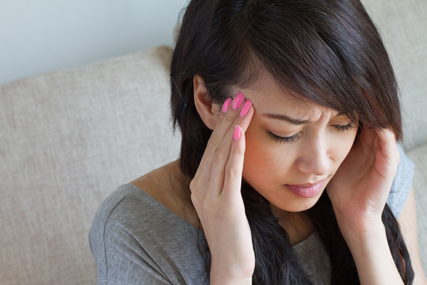 Migraines, headaches and managing the pain
