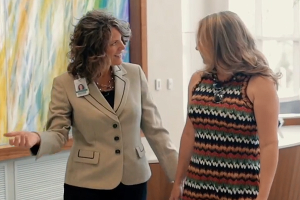 Inside the Parkview Cancer Institute: Concierge