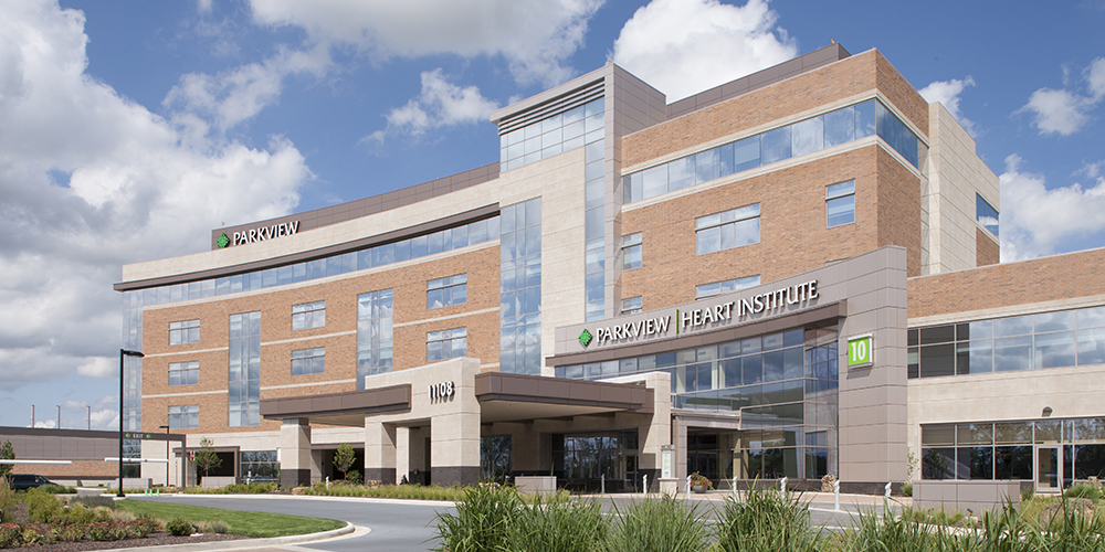 <h2>Discover the Parkview Heart Institute on the Parkview Regional Medical Center campus.</h2>