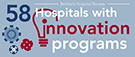58 Hospitals with Innovation Programs logo