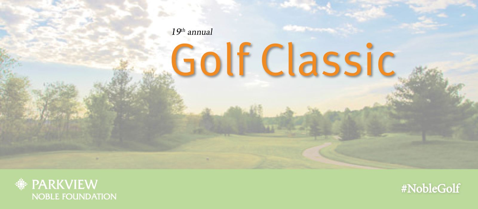 Parkview Noble Golf Classic