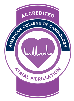 Accredited America College of Cardiology AFib