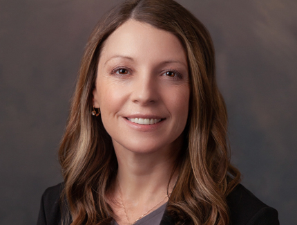Photo of Amy Hinkley, NP of Surgery