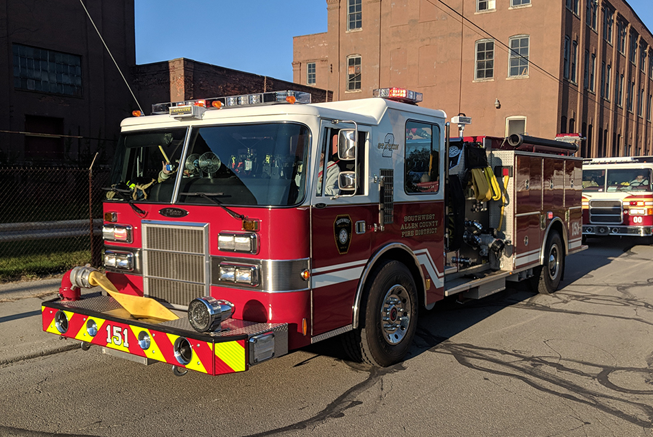 Big boots to fill: My day as a firefighter