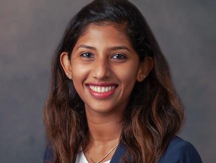 Photo of Greshma George, MD of Pediatrics