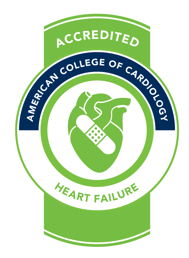 Accredited American College of Cardiology Seal