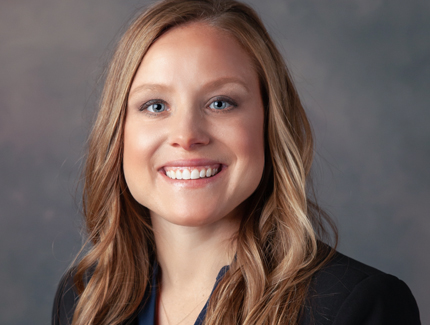 Photo of Kayleen Snider, NP of Clinic